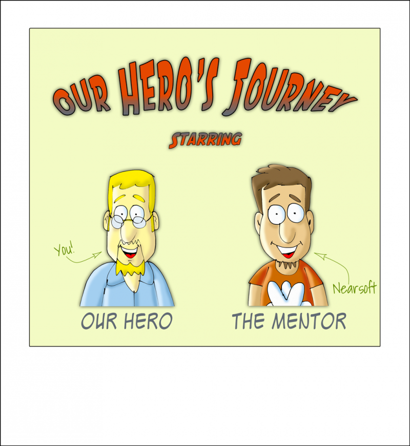 Our Hero's Journey (slides)