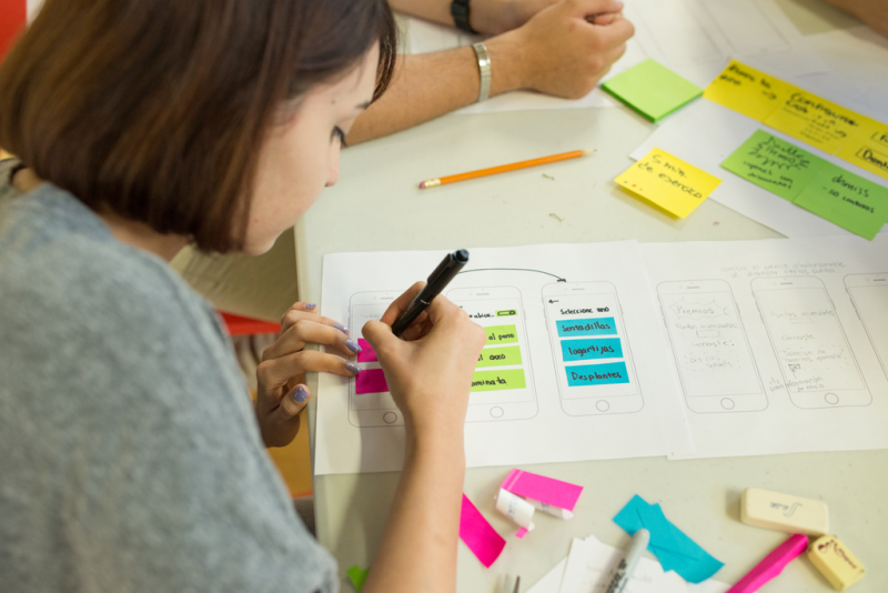 UX Prototyping in 4 Steps for Team Alignment and Common Vision
