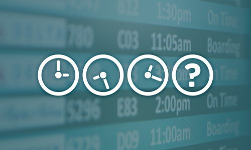 A Major Problem with Booking Trips and Time Zones