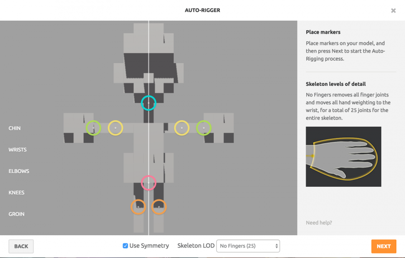 Easy Voxel Art for Unity • NearsoftNearsoft