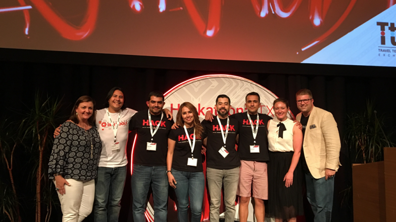 Sabre Hackathon: My Perspective as a Software Engineer